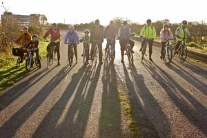 Walthamstow Family Bike Club @ Ancient House | London | United Kingdom