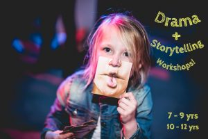 Drama & Storytelling workshops: @ Walthamstow Theatre Centre17 | England | United Kingdom
