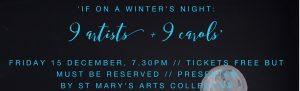 If On A Winter's Night: 9 Artists + 9 Carols @ St Mary's Church | England | United Kingdom